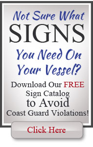 Click Here for free vessel sign guidebook