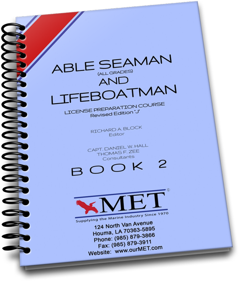 BK-105-02 Able Seaman & Lifeboatman Book 2