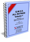 BK-0068V1 QMED ALL RATINGS Volume 1