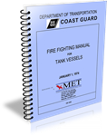 BK-463 Fire Fighting Manual for Tank Vessels