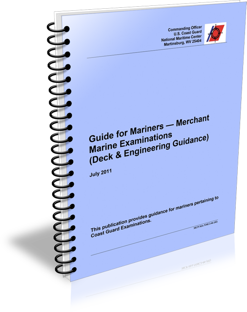 BK-068 Guide for Administration of Merchant Marine Deck Exams