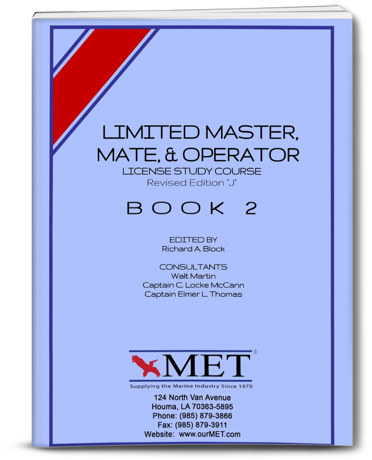 BK-002 Limited Master, Mate & Operator Book 2