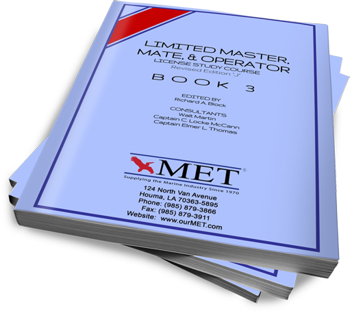 BK-003 Limited Master, Mate & Operator Book 3