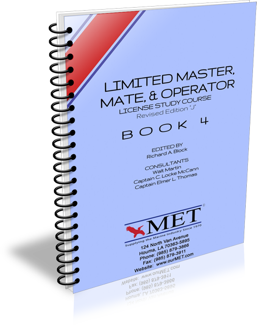 BK-004 Limited Master, Mate & Operator Book 4