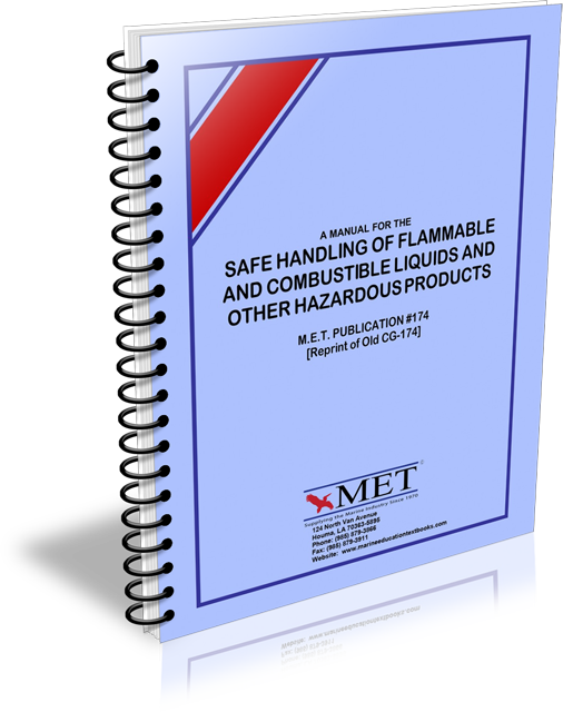 BK-454 Manual for Safe Handling of Flammables and Combustible Liquid and Other Hazardous Products, A CG-174