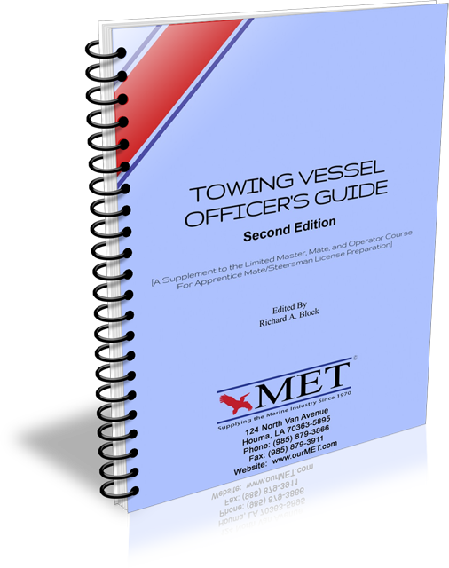 BK-007 Towing Vessel Officer's Guide