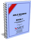 BK-105-01 Able Seaman Book 1