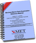 BK-773 Merchant Marine Deck Examination Reference Material Guidance Manual for Loading MV Grand Haven