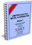 BK-M001 Limited Master, Mate & Operator Book 1