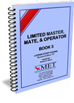 BK-M003 Limited Master, Mate & Operator Book 3