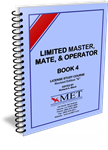 BK-M004 Limited Master, Mate & Operator Book 4