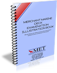 BK-678 Merchant Marine Deck Examination Illustration Book