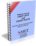 BK-0276 Merchant Marine Deck Examination Reference Material Light Lists and Coast Pilot Reprints - BK-0276