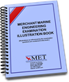 BK-679 Merchant Marine Engineers Examination Illustration Book