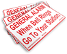 S-04 General Alarm When Bell Rings, Go to Your Station (7.25X3.0)